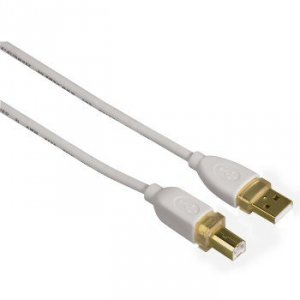 Kabel Techline USB A-B 3m - Hama