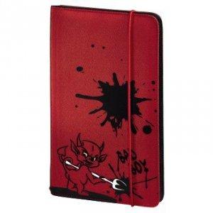 Hama utf cd/dvd wallet 48,red 956720000