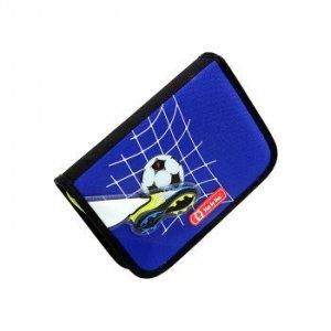 Piórnik szkolny Top Soccer 3D z wyposażeniem - Step by Step Hama