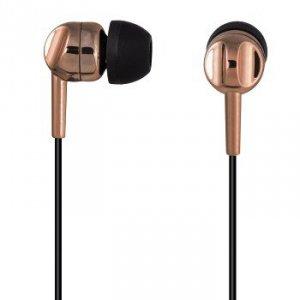 Słuchawki douszne EAR3005BO miedziane - Thomson