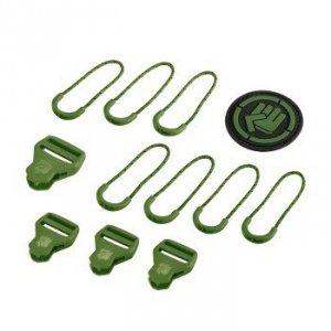 Zestaw Elementów Wymiennych Classic Artichoke Green - Coocazoo