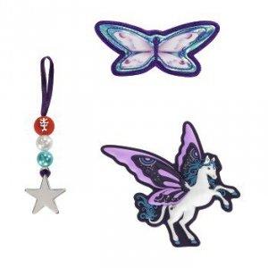 Zestaw elementów wymiennych Magic Mags Pegasus Dream do tornistra Space - Step by Step Hama