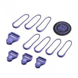Zestaw Elementów Wymiennych Classic Dahlia Purple - Coocazoo