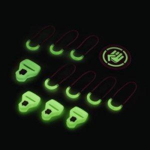 Zestaw Elementów Wymiennych Special Glow Pink - Coocazoo