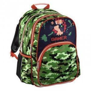 Plecak szkolny Gamer - Hama