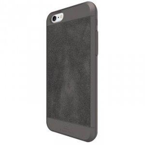 Suede grey - etui dla iphone 6/6s