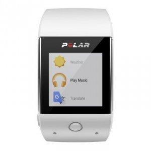 Zegarek sportowy M600 biały - Polar
