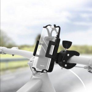 Uchwyt rowerowy do smartfona 5-9cm - Hama