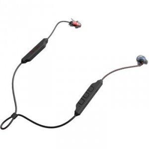 SŁuchawki bt puresonic wireless red/blue
