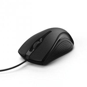Mysz przewodowa MC-200 czarna - Hama