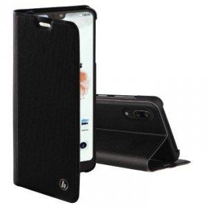 Etui do Huawei P20 Slim Pro Booklet czarne - Hama