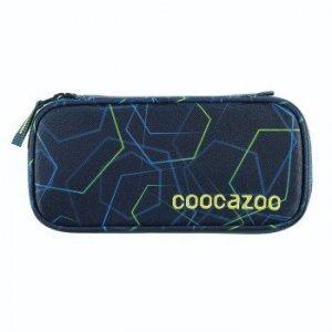 Przybornik szkolny PencilDenzel 2 Laserbeam Blue - Coocazoo