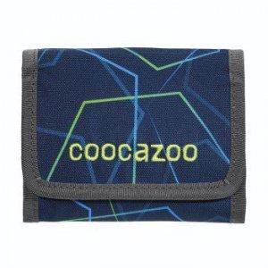 Portfel dziecięcy CashDash 2 Laserbeam Blue - Coocazoo