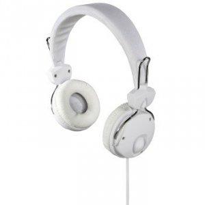 Słuchawki nauszne Fun4phone białe - Hama