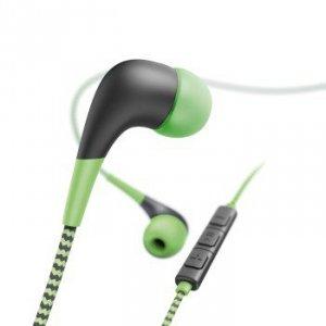 Słuchawki douszne Neon zielone - Hama