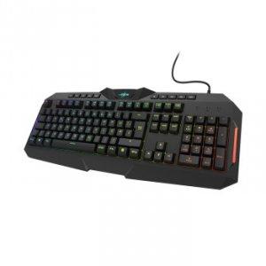 Klawiatura uRage Exodus 700 RGB Semi-Mechanical dla graczy - Hama