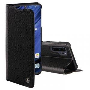 Etui do Huawei P30 Pro Slim Pro Booklet czarne - Hama