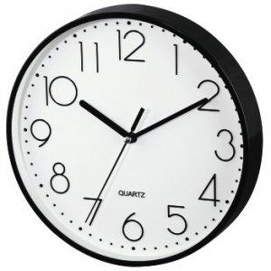 Zegar ścienny PG-220 czarny - Hama