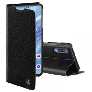 Etui do Huawei Y6 2019 Slim Pro Booklet czarne - Hama