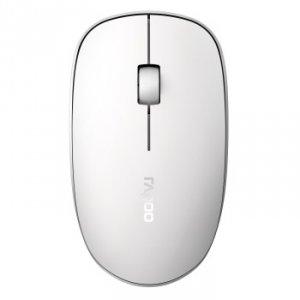 Mysz optyczna bezprzewodowa Bluetooth M200 Multi-Mode biała - Rapoo