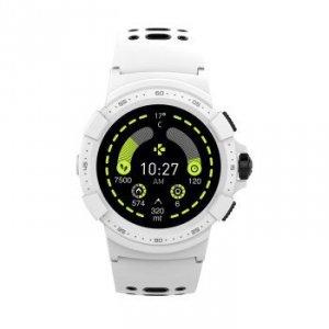 Zesport2 biały/czarny smartwatch