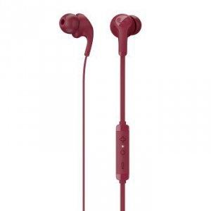 Słuchawki douszne Flow Tip Ruby Red - Flesh'n Rebel