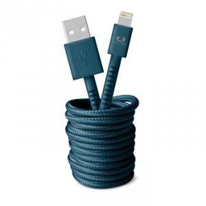 Kabel Lightning  3.0m Petrol Blue - Fresh'n Rebel