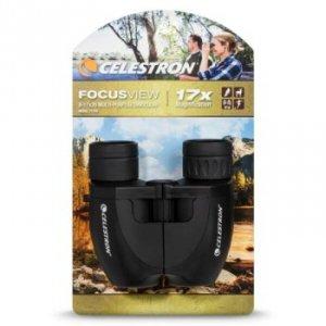 Lornetka FocusView Zoom 8-17x25 - Celestron