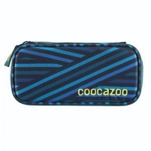 Przybornik szkolny PencilDenzel 2 Zebra Stripe Blue - Coocazoo