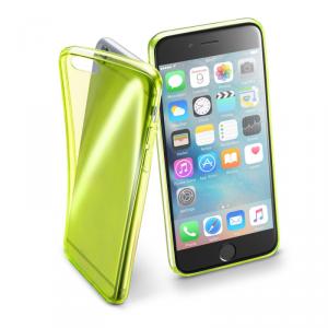 CELLULAR LINE Fluo Etui iPhone 6/6S żółte