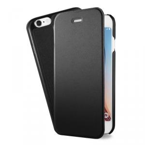 AZURI Ultrathin Booklet Etui Samsung Galaxy S6 czarne