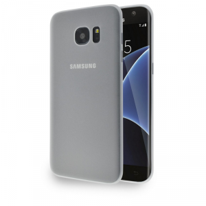 AZURI Ultrathin Etui Samsung Galaxy S7 Edge transparentne