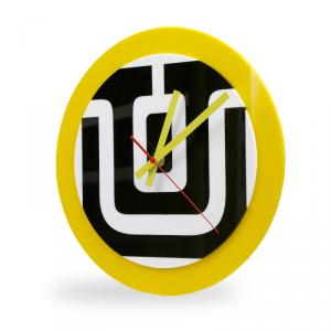 UNITRA Zegar ścienny okrągły