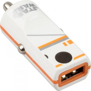 TRIBE Gwiezdne Wojny Ładowarka samochodowa Buddy 1 USB BB-8