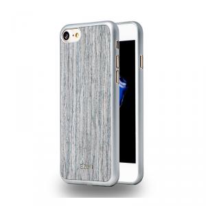 AZURI Elegante Etui iPhone 7 drewno
