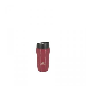 Kubek termiczny Garda 280ml czerwony - Rivacase