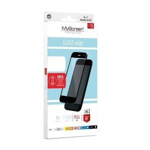 Myscreen szkło lite glass edge iphone x czarny