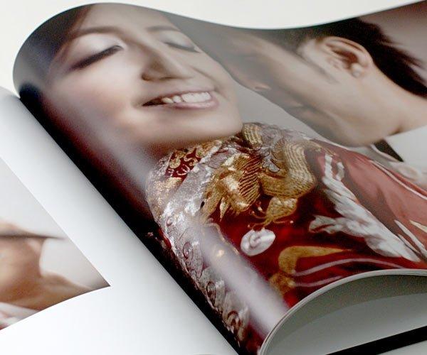 Foto książka a4 pozioma 40 stron - fotoalbum w twardej oprawie