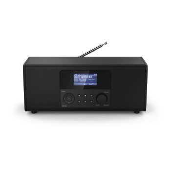 Radio cyfrowe Hama FM/DAB/DAB+/internet DIR3020 | entero.pl - idealne rozwiązania