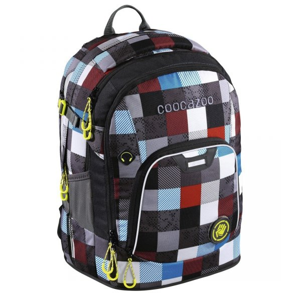 Plecak-szkolny-Rayday-Checkmate-Coocazoo