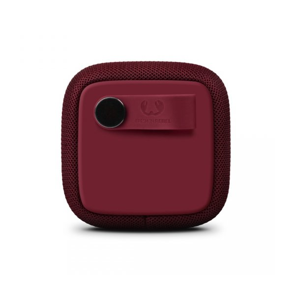 Głośnik Bluetooth Rockbox Bold S Bordowy - Fresh'n Rebel