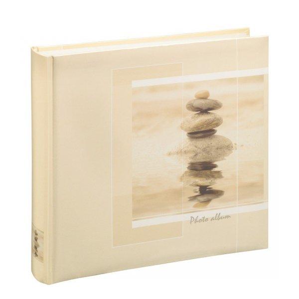 Album beżowy jumbo stone 30x30/100 100 stron białych