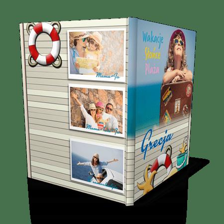 Foto książka a4 pozioma 28 stron - fotoalbum w twardej oprawie