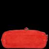 Listonoszka Skórzana firmy Vittoria Gotti Made in Italy Czerwona