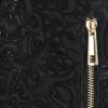 Modne Torebki Skórzane Poręczne Listonoszki firmy Vittoria Gotti Czarna