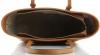 Klasyczne Torebki Skórzane Genuine Leather Ruda