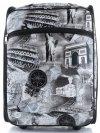 Walizki Kabinówki firmy Or&Mi Travel Monument Multikolor Czarna