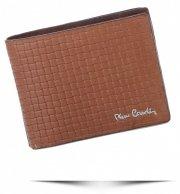 Pierre Cardin Pánská kožená peněženka Zrzavá