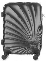Módní Palubní kufřík Or&Mi 4 kolečka Iron