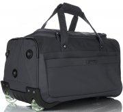 Snowball Velká Cestovní taška XL na kolečkách s teleskopickou rukojetí šedá